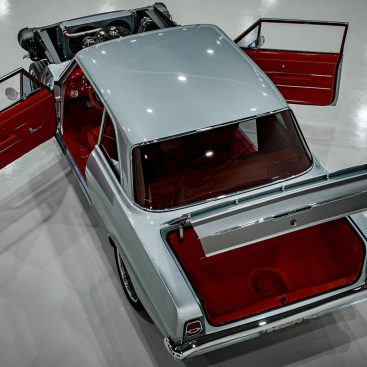 63-chevy-II-custom-interior
