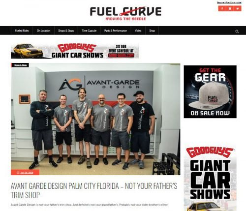 Fuel Curve Article