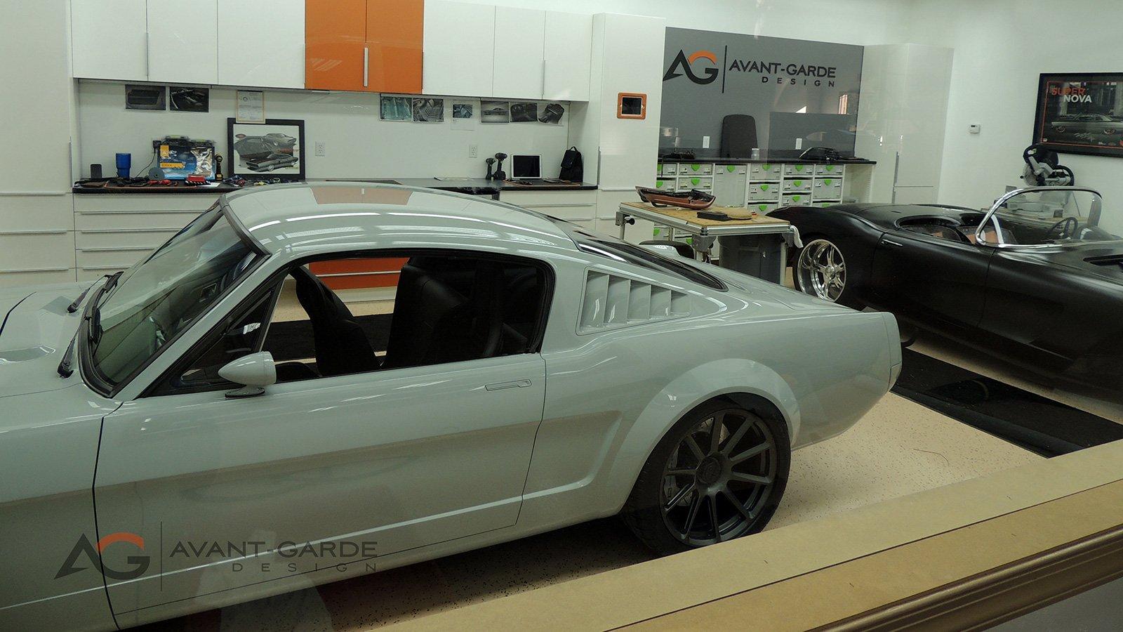 65 Mustang Vapor Exterior 2 image