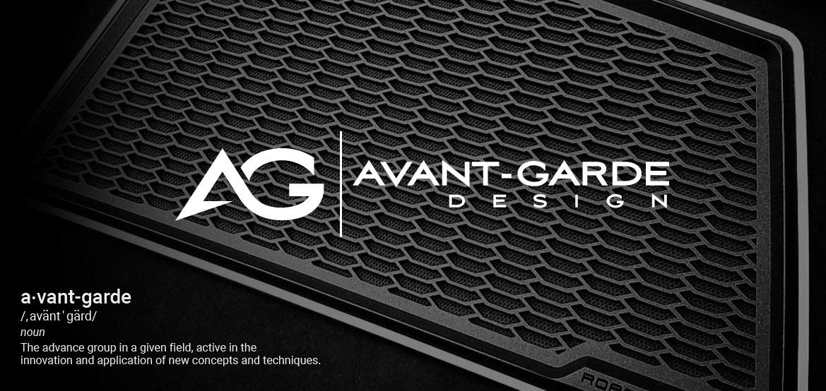 Avant-Garde Design banner